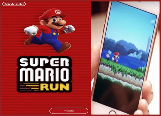 Descargar Super Mario Run iOS