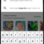 Paso 2 Descargar Super Mario Run Android