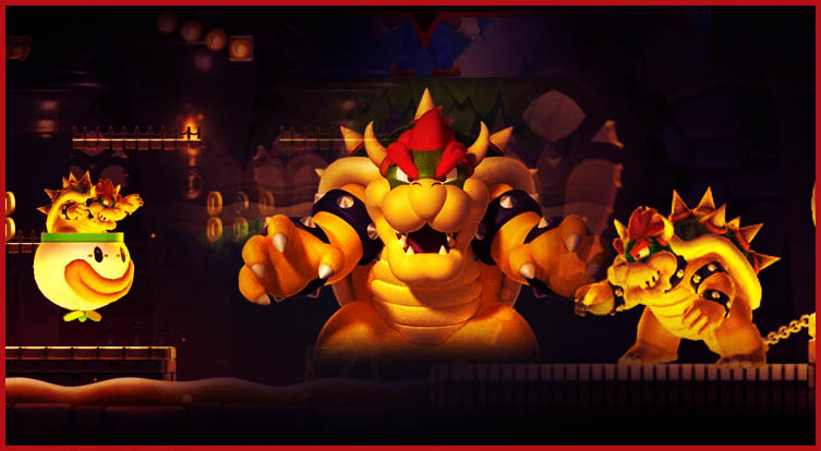 derrotar a bowser en super mario run para ios